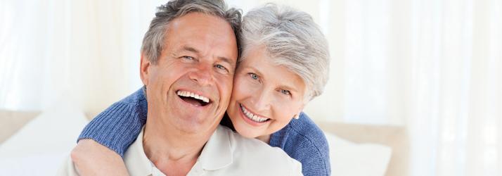 Chiropractic Tolland CT Elderly Couple